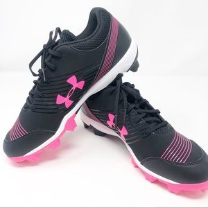 Under Armour | Glyde Rubber Molded Softball Cleats